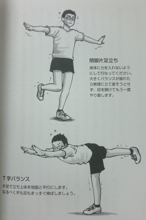 バランストレーニング01