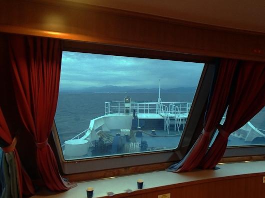 駿河湾フェリー船内11