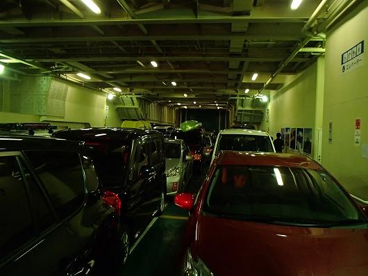 駿河湾フェリー船内14