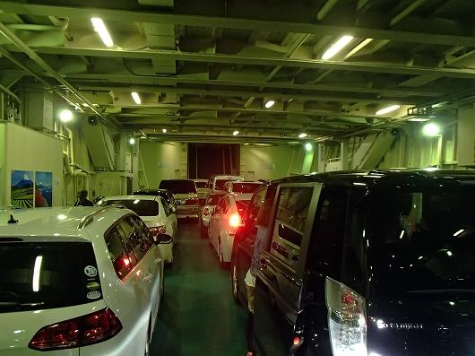 駿河湾フェリー船内15
