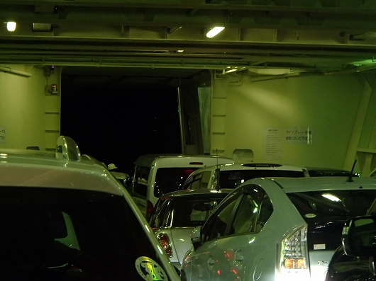 駿河湾フェリー船内16