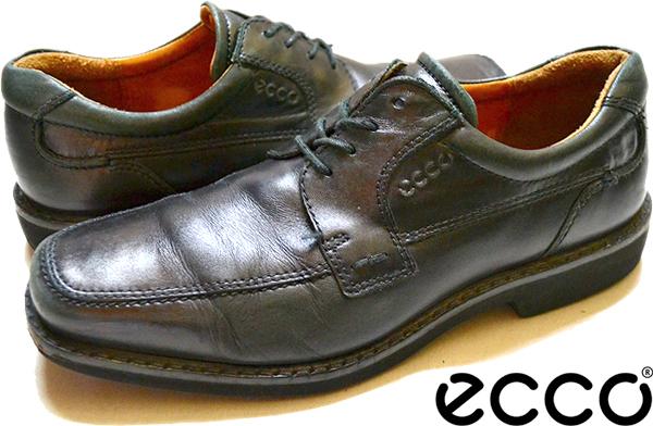 USEDレザーシューズ黒革靴@古着屋カチカチ07