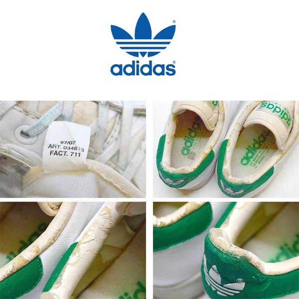 adidasスタンスミス画像スニーカー@古着屋カチカチ06