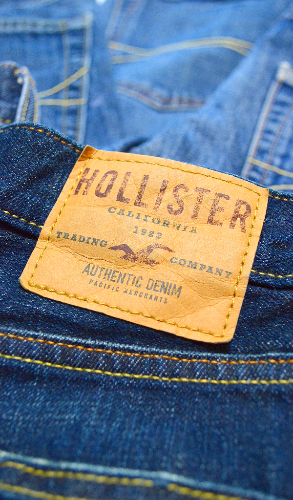 Hollisterホリスタージーンズ画像@古着屋カチカチ02