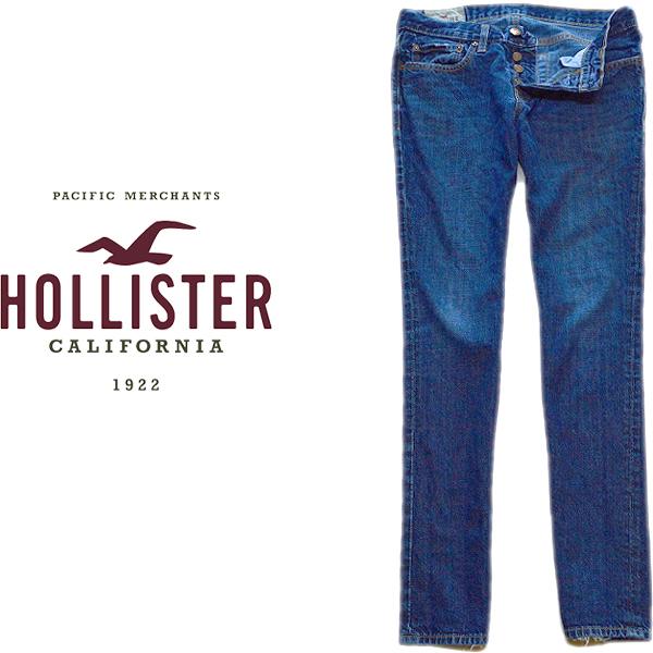 Hollisterホリスタージーンズ画像@古着屋カチカチ05