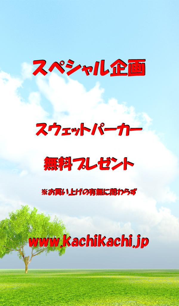 USEDスウェットパーカー無料プレゼント画像@古着屋カチカチ00