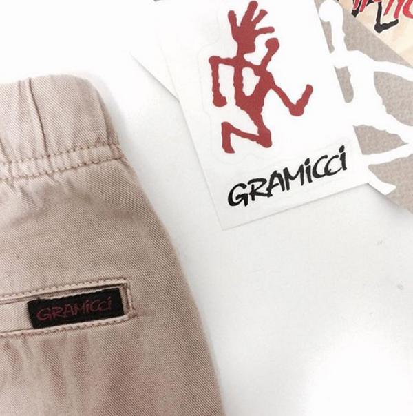 グラミチGramicciクライミングパンツ画像@古着屋カチカチ00