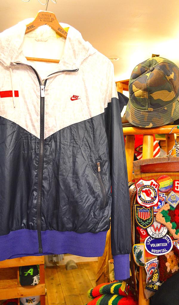 USEDウィンドブレーカー90sナイロンジャケット画像@古着屋カチカチ02
