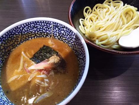 波志江つけ麺