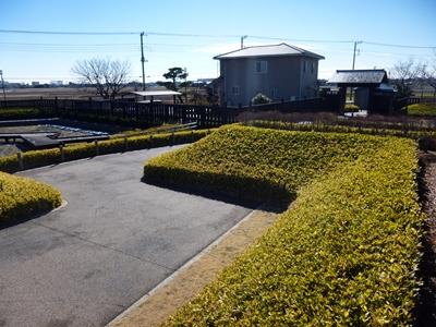 難波田城03