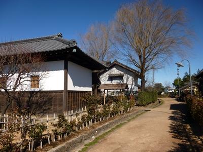 難波田城11