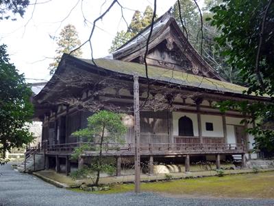 百済寺城10