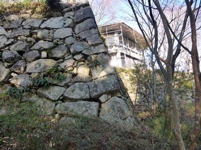 八幡山城07