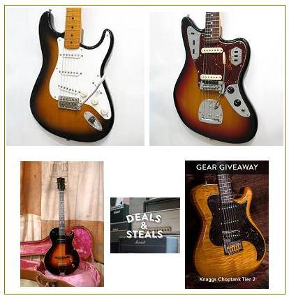 vntg Guitars