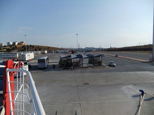 ラヴリオ港 (1)