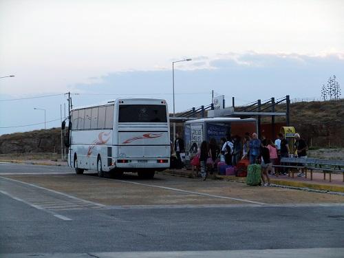 ラヴリオ港 (3)