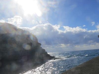 12-17 今日の海