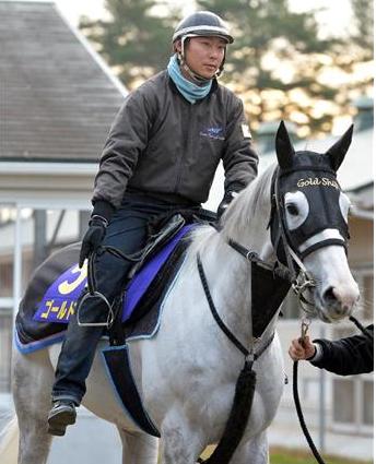 【競馬】ゴールドシップ・北村調教助手「自分なら大逃げをする。この馬が逃げたら無敵」