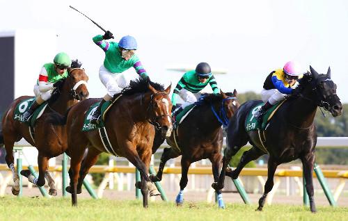 【競馬】3着 メートルダール(ルメール騎手)「ハートレーをマークしてたら、相手がバテてしまった」