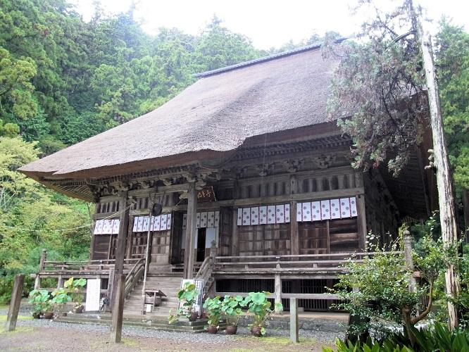 智満寺本堂
