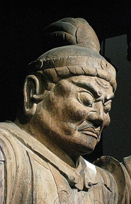 東京国立博物館・天王立像(亀岡大宮神社伝来)