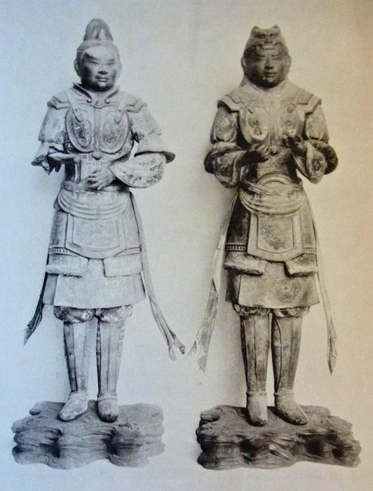 国宝帖収録~興福寺・八部衆(乾闥婆王及五部淨乾漆像)
