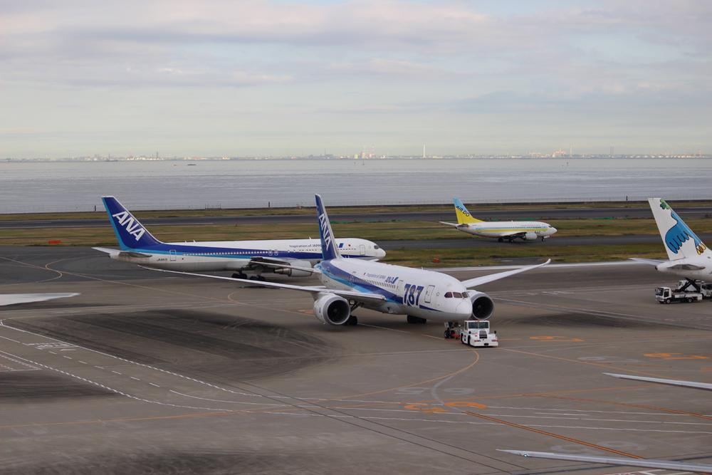 羽田空港 011