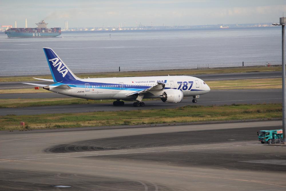 羽田空港 025