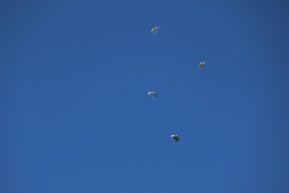 第一空挺団降下始め 008