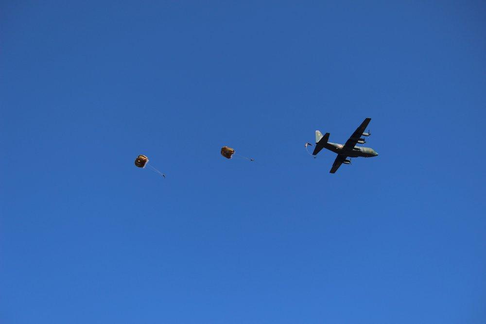 第一空挺団降下始め 069