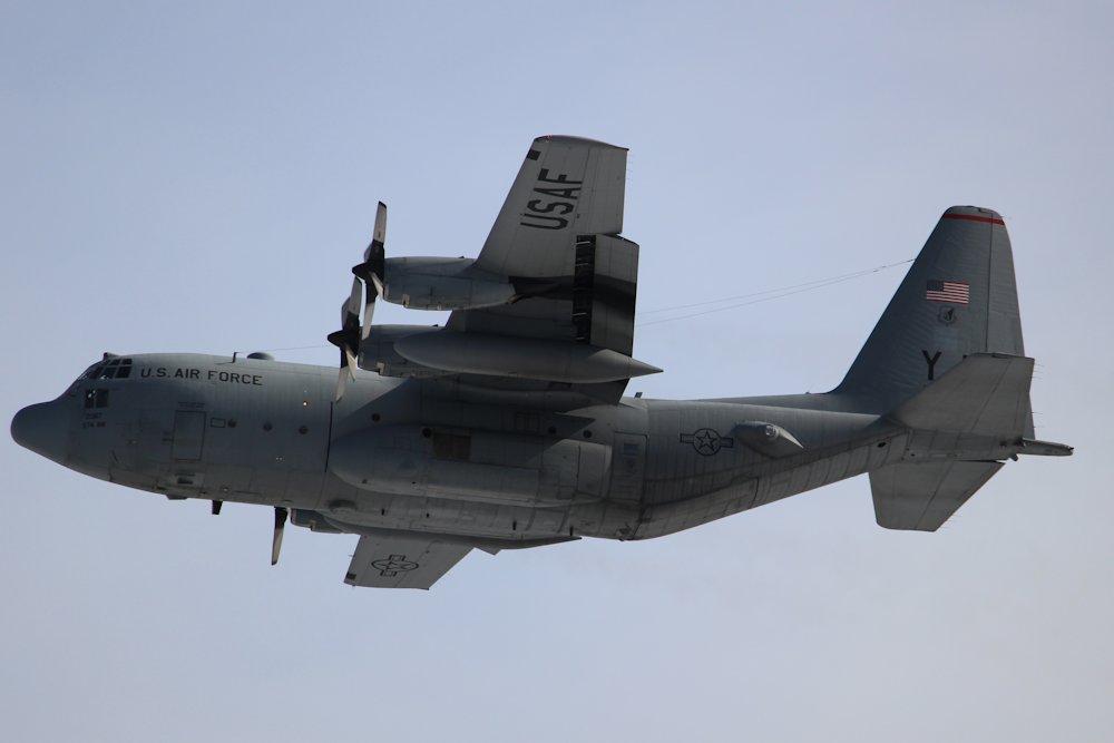 米空軍横田基地 007