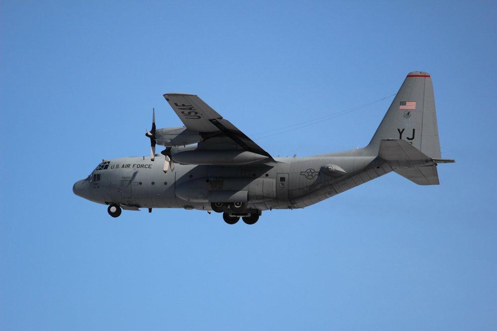 米空軍横田基地 025