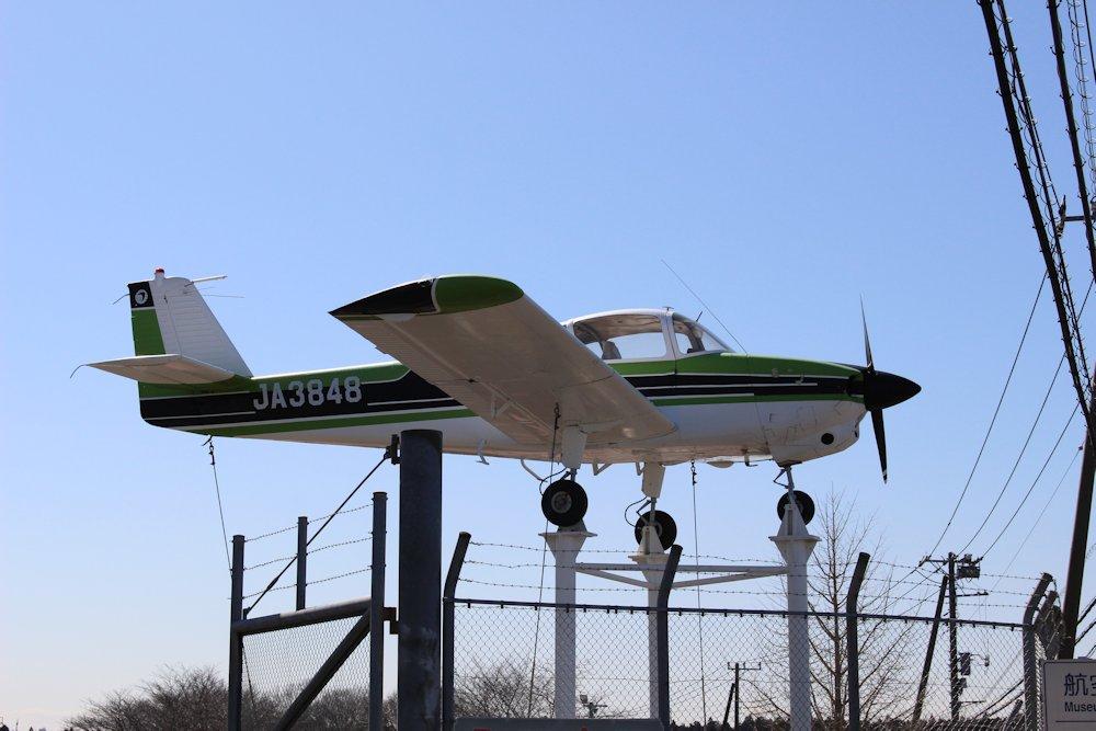 航空科学博物館 001