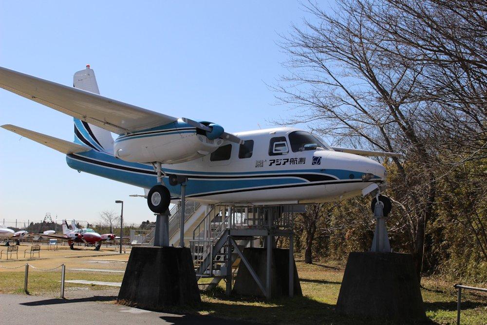 航空科学博物館 005
