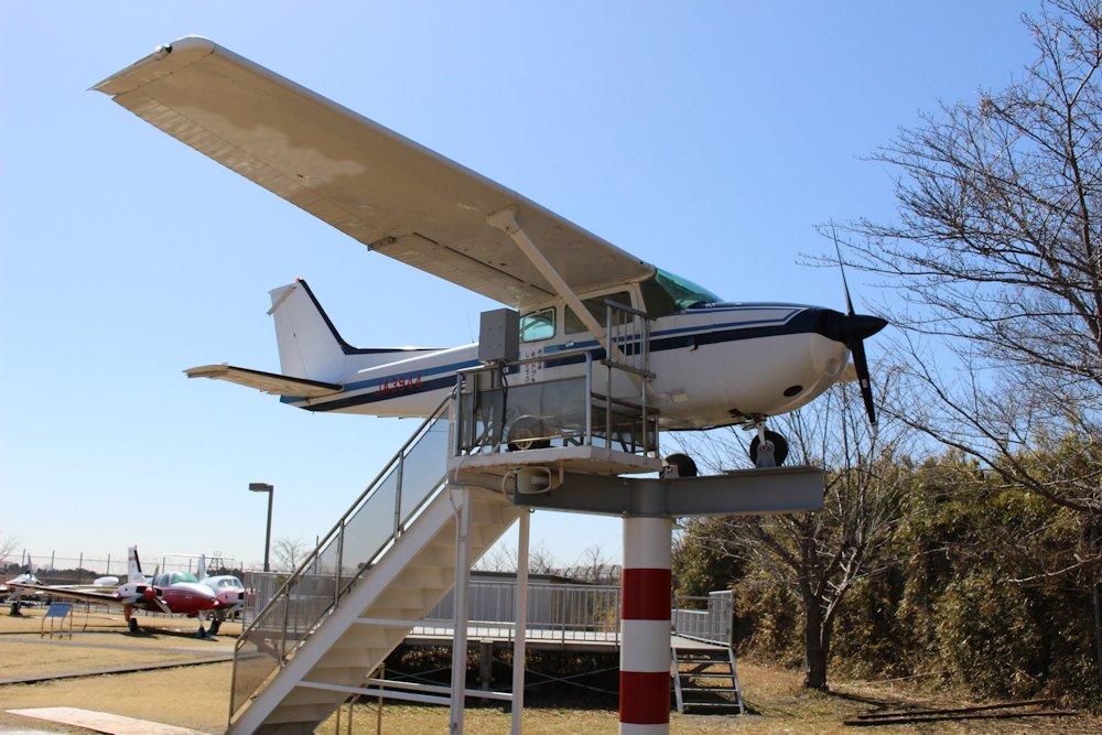 航空科学博物館 007