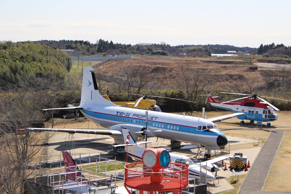 航空科学博物館 026