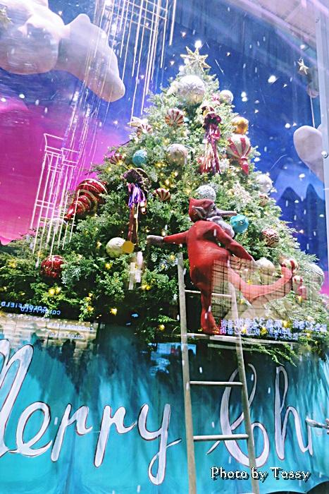 クリスマスツリーシン2