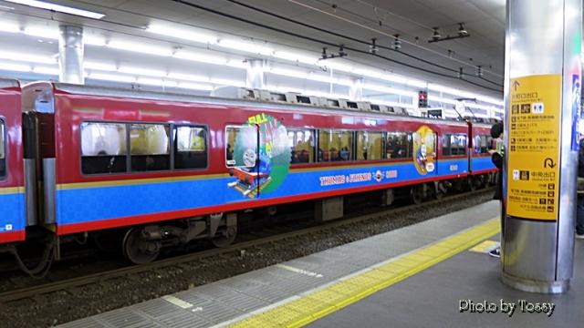 機関車トーマス列車