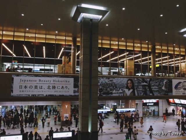 大阪駅構内