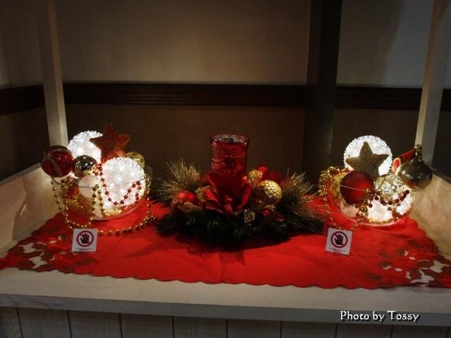 フロインドリーブ クリスマス飾り