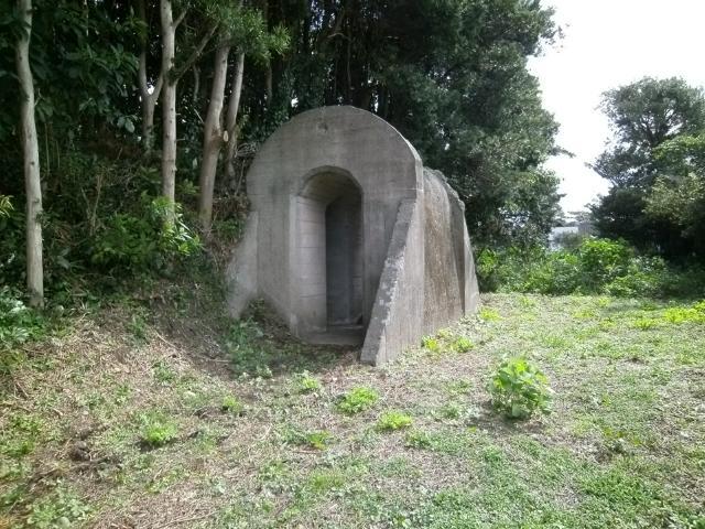 出水海軍航空隊 地下壕 (1)