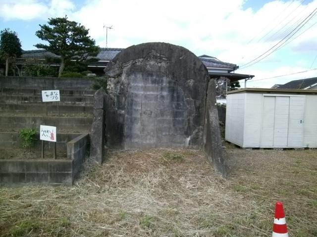出水海軍航空隊 地下壕 (8)