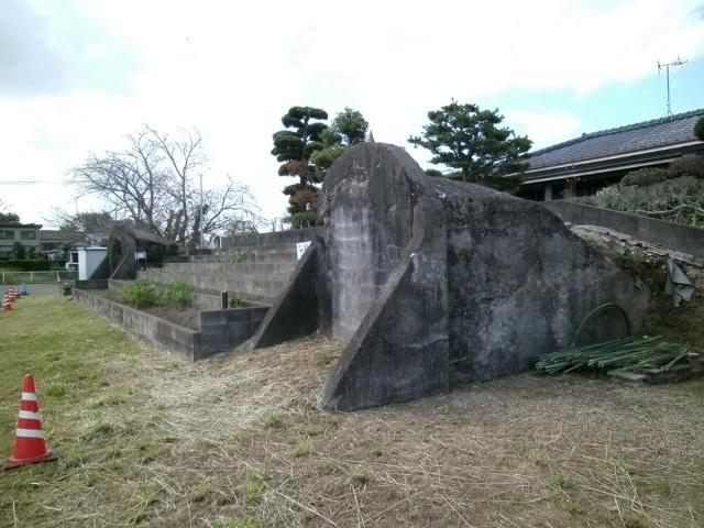 出水海軍航空隊 地下壕 (9)