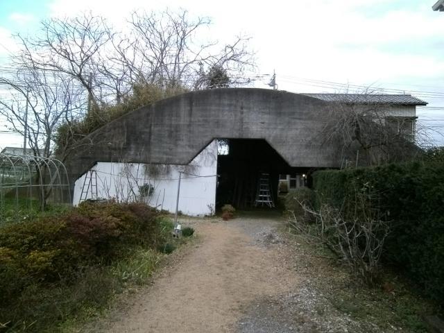 霞ヶ浦掩体壕その2 (4)