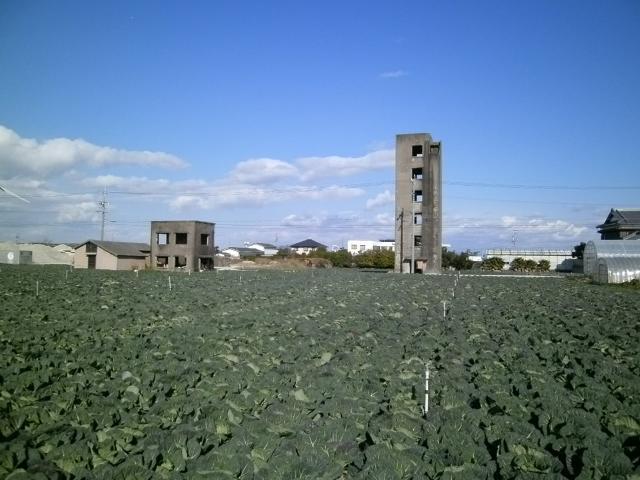 伊良湖気象観測塔 (1)
