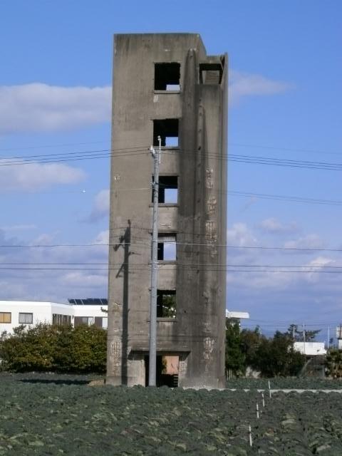 伊良湖気象観測塔 (3)
