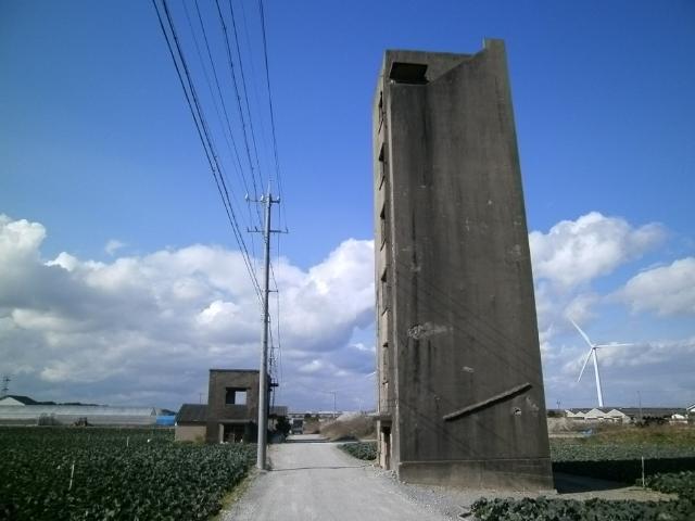 伊良湖気象観測塔 (4)