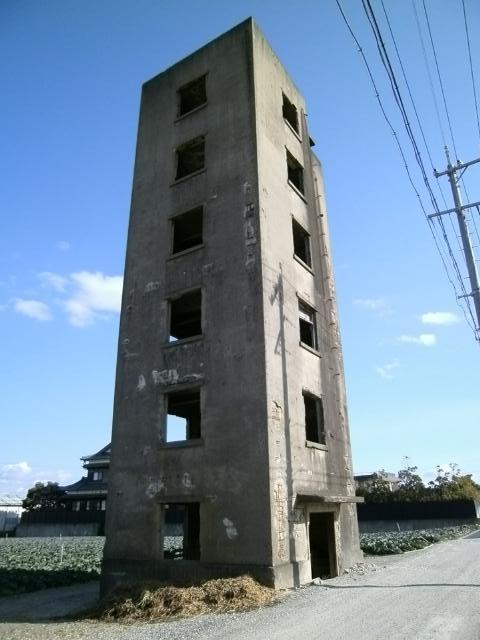 伊良湖気象観測塔 (6)