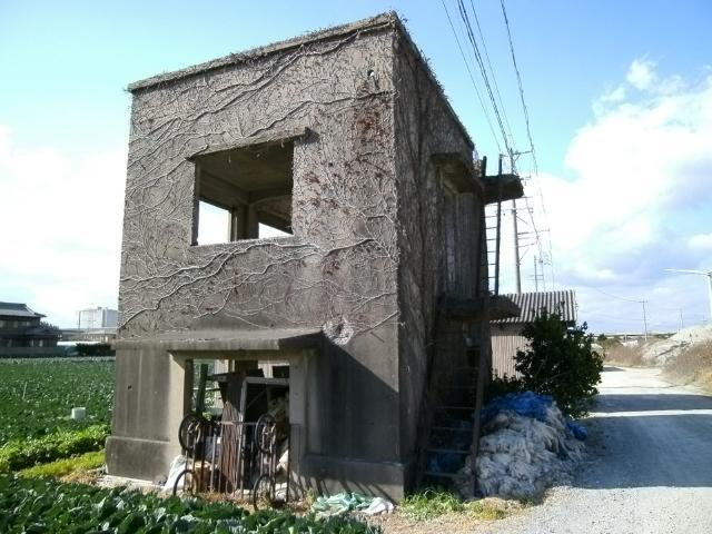 伊良湖気象観測塔 (10)