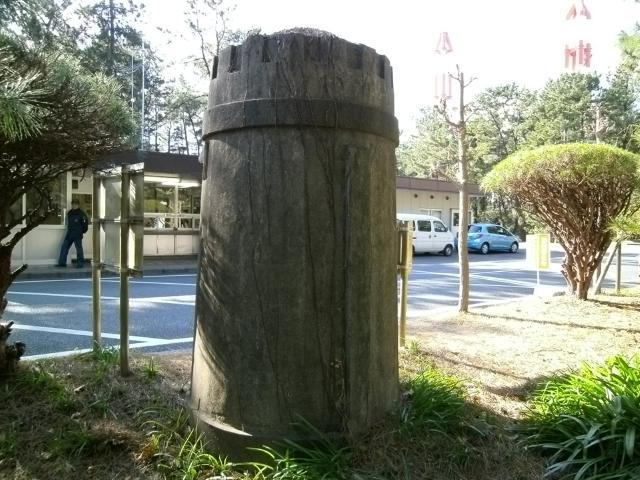 田戸神社付近の遺構 (3)